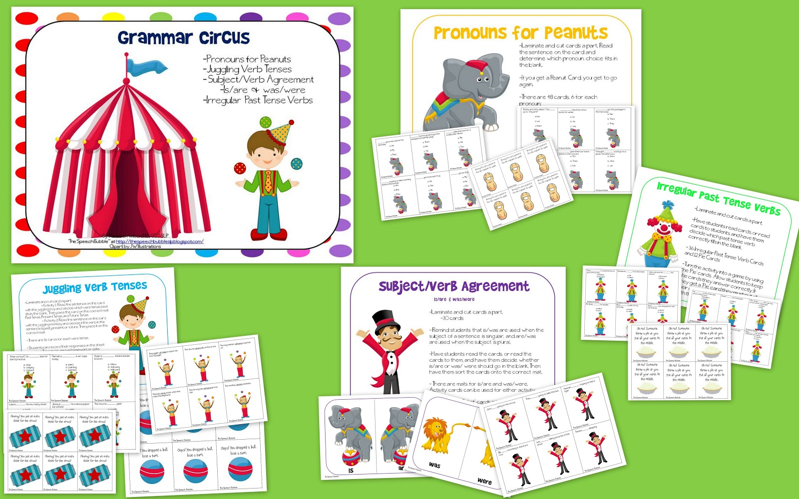 Grammar Circus