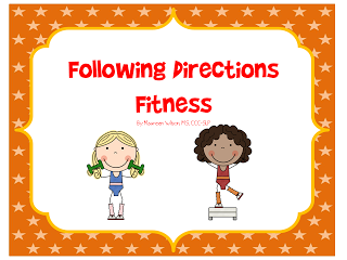 Following Directions Fitness
