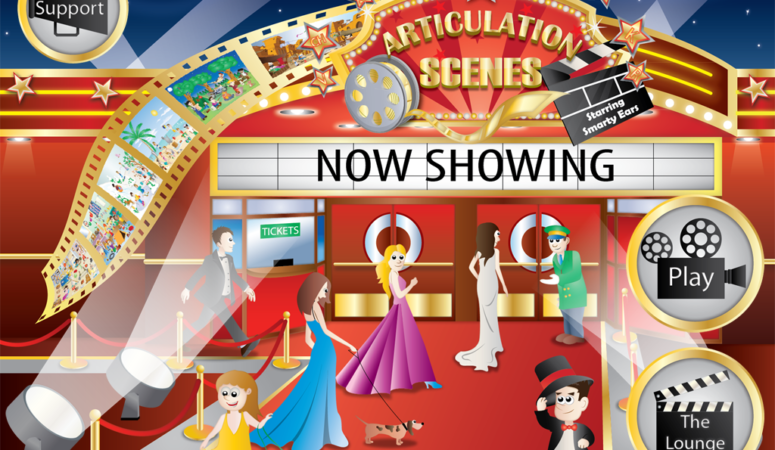Articulation Scenes by Smarty Ears: App Review