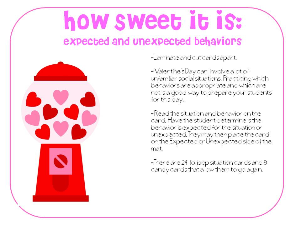 Valentines Day Pragmatics The Speech Bubble – Valentine Cards for Students
