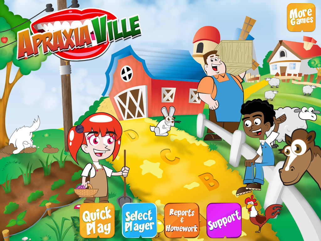 Apraxia Ville: App Review