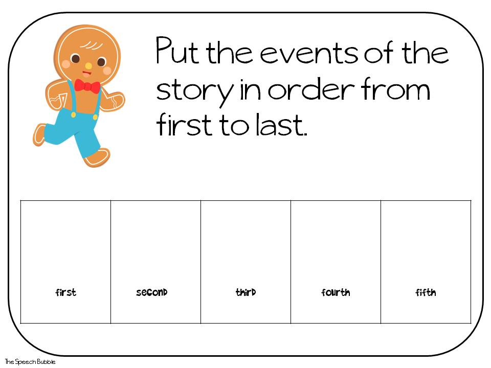 Top Result 46 Best Of Gingerbread Man Story Map Template Pic 2017 ...