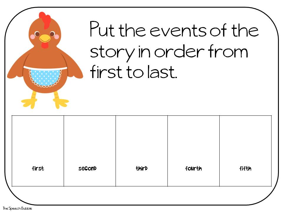 little red hen sequencing sheet Quotes
