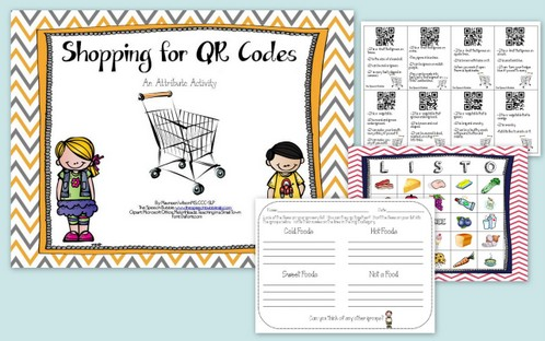 Shopping for QR Codes
