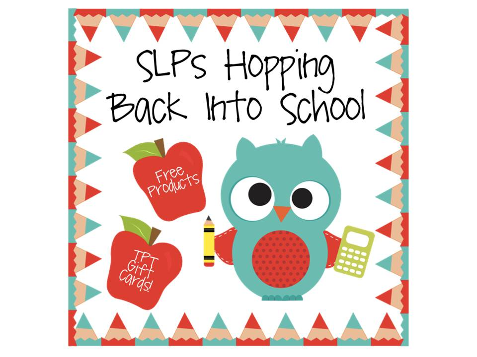 SLPs Hopping Back Into School
