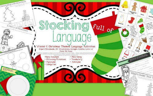 A Stocking Full of Language