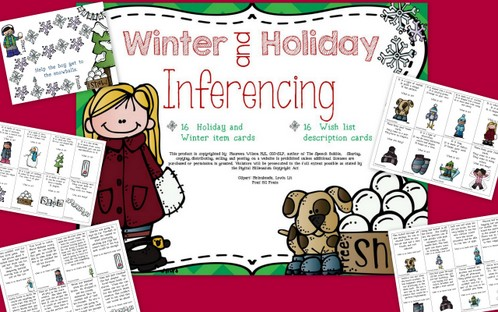 Winter Holiday Inferencing