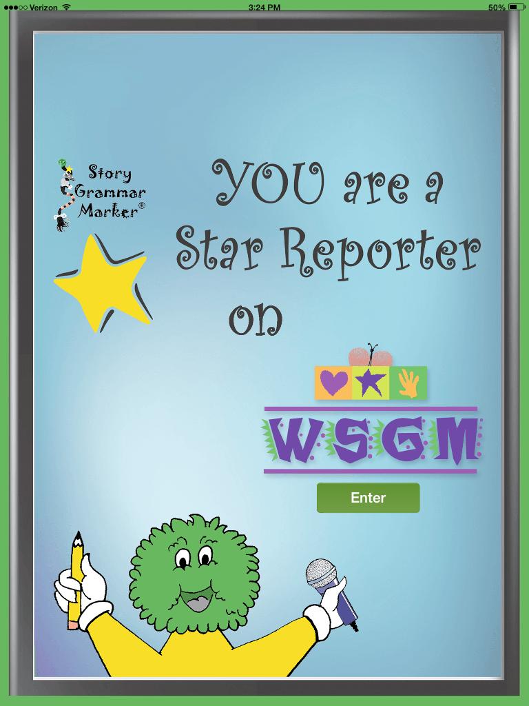 Story Grammar Marker App: Review