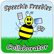 Speech Freebies Collaborator