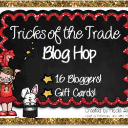 Tricks of the Trade Blog Hop