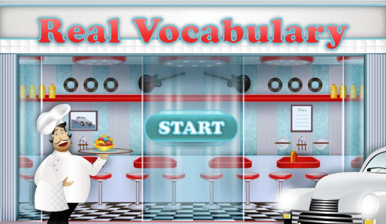 Real Vocabulary Pro by Virtual Speech Center