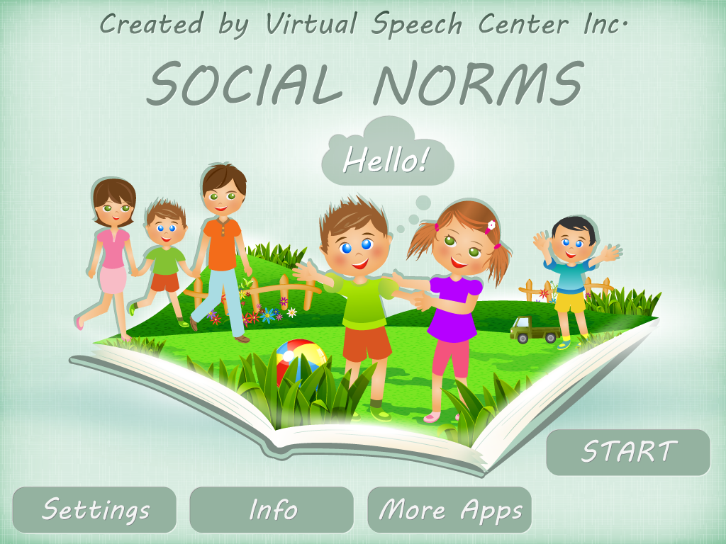 Social Norms: An App Review