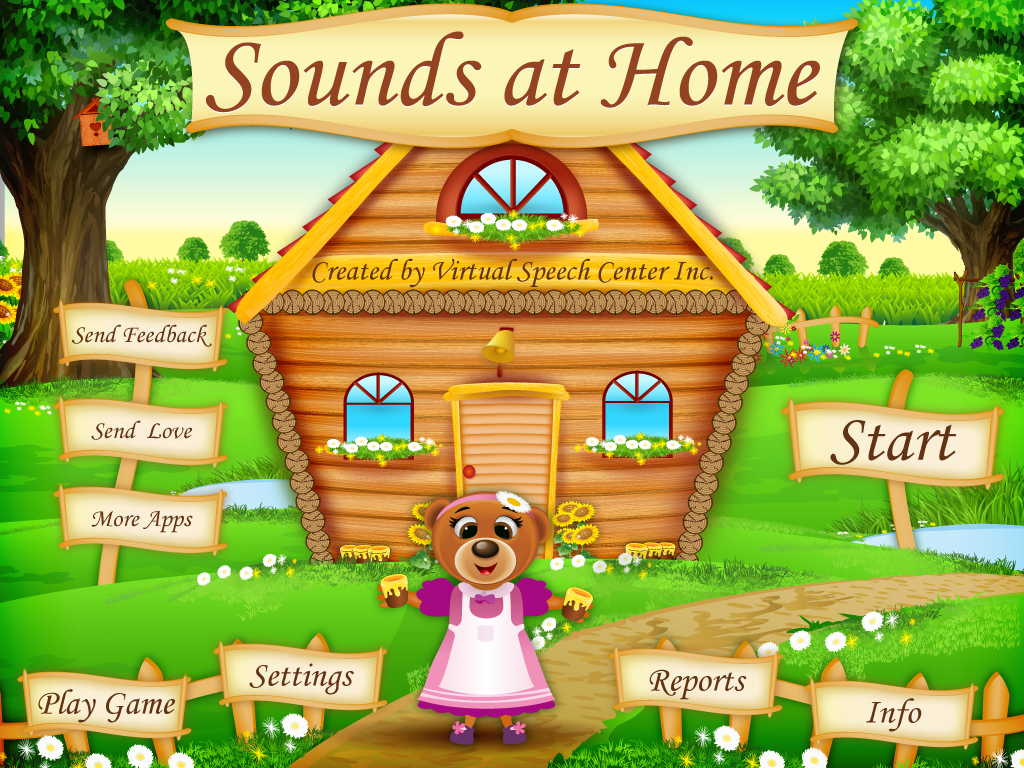 Sounds At Home by Virtual Speech Center