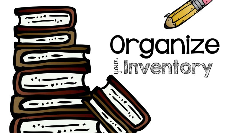 Organize Your Inventory