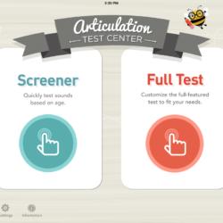 Articulation Test Center by Little Bee Speech