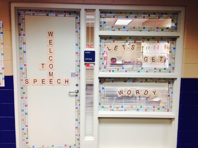 My Speech Room: Let's Get Wordy!