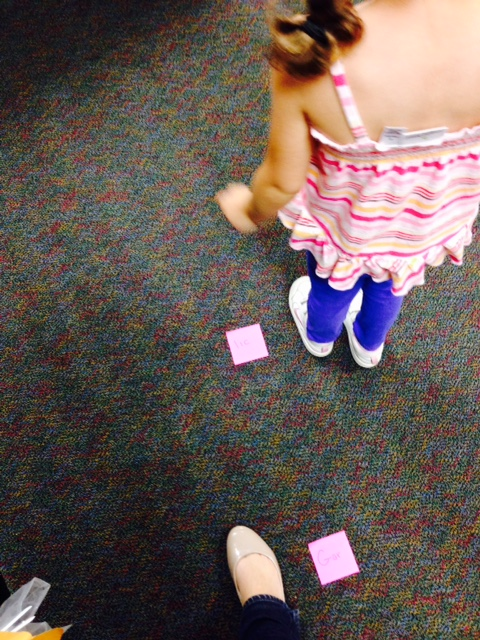Stepping Out Multi-Syllabic Words