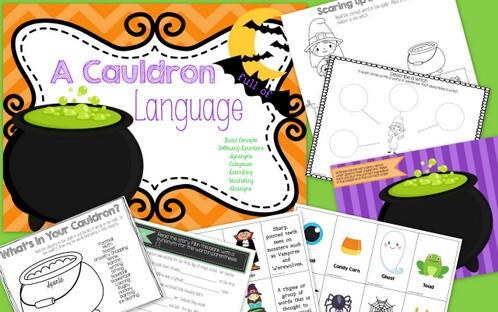 Cauldron full of Language