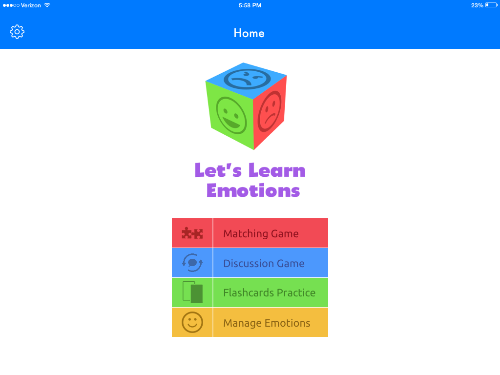 Let's Learn Emotions: App Review and GIVEAWAY