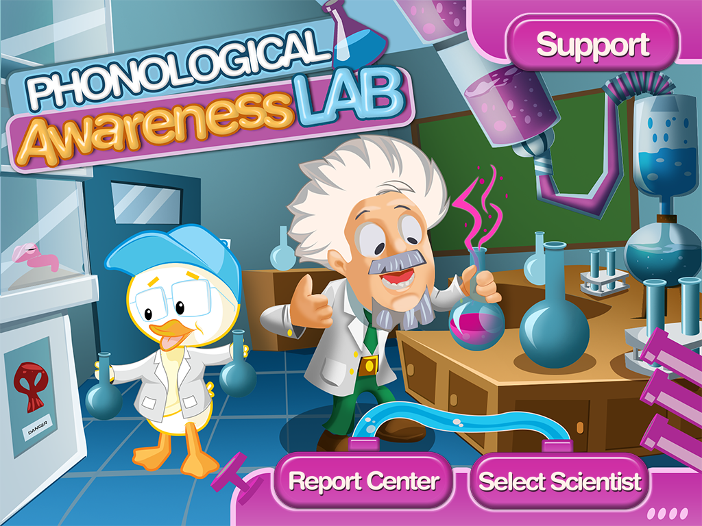 Phonological Awareness Lab: App Review and Giveaway!