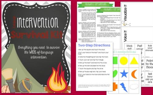 Intervention Survival Kit1