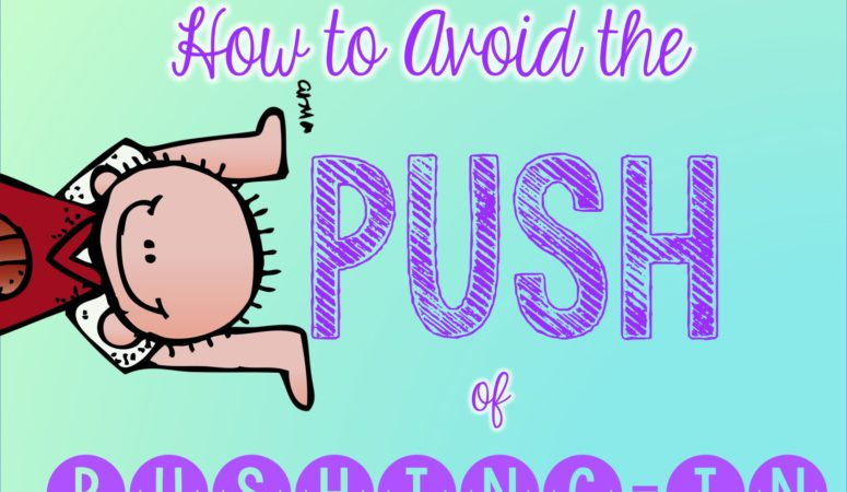 How To Avoid The Push of Push-In Speech Therapy