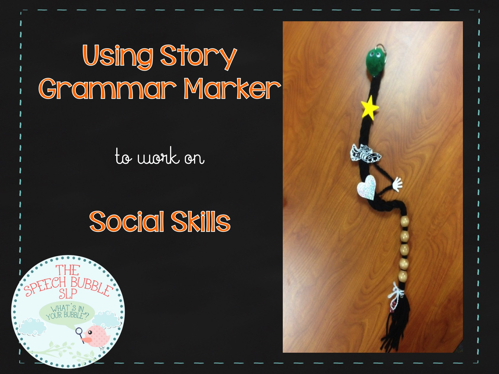 Story Grammar Marker and Social Thinking