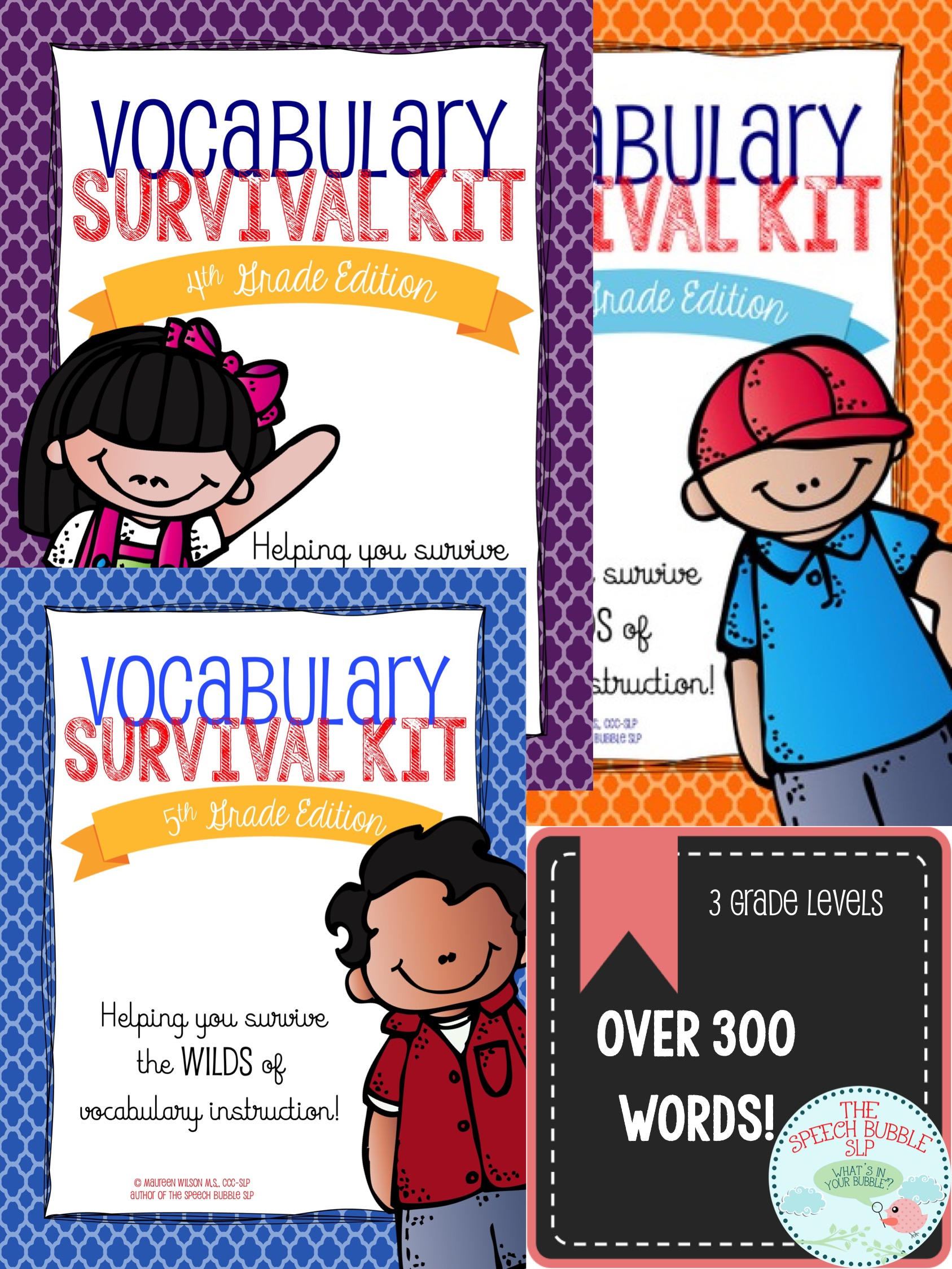 Vocabulary Survival Kits