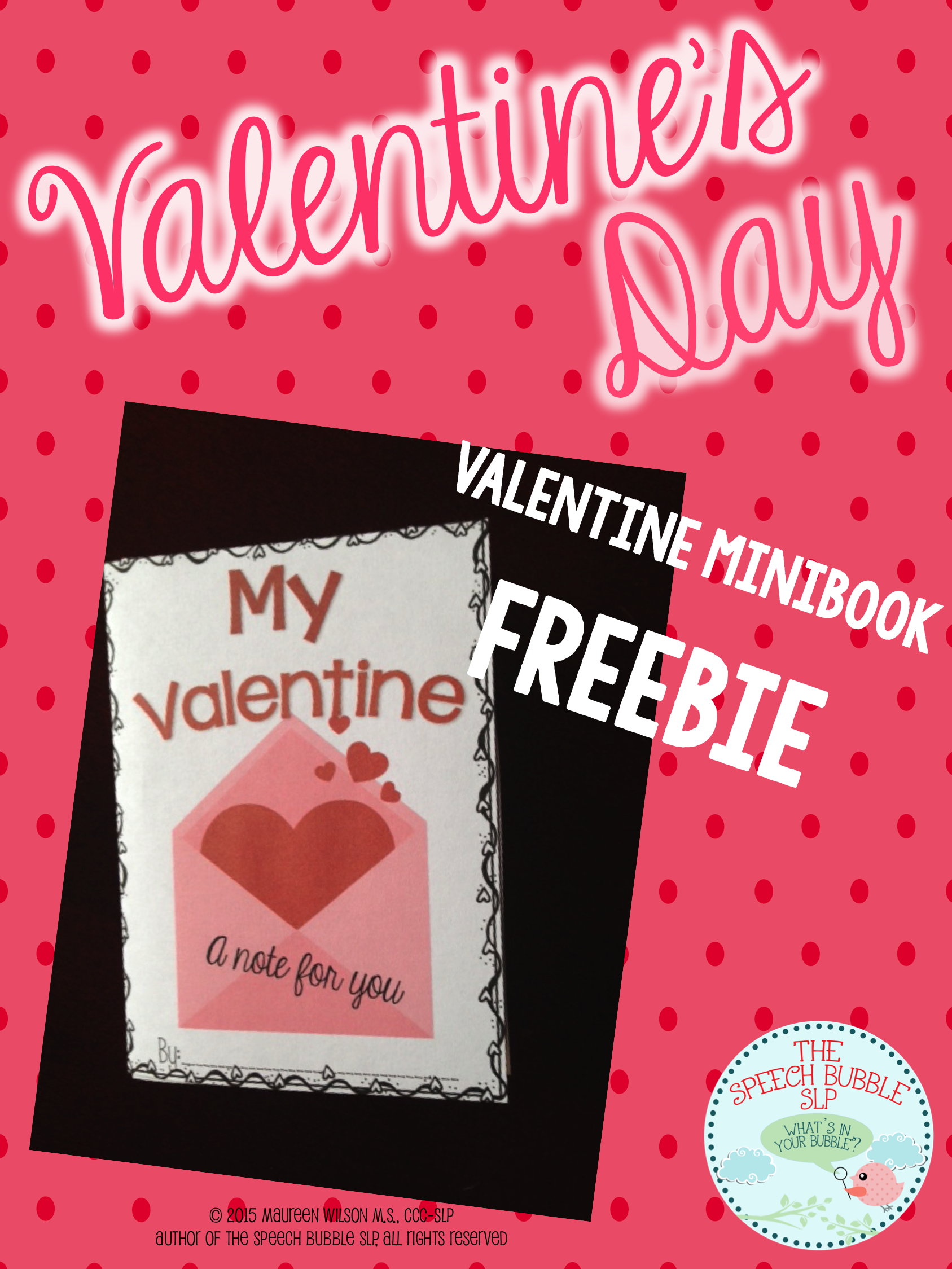 Valentine's Day FREEBIE