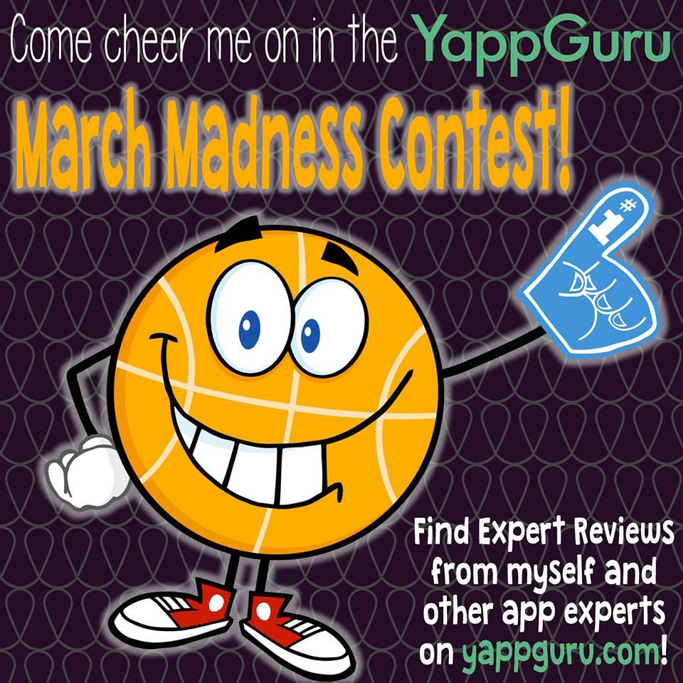 YappGuru March Madness Contest