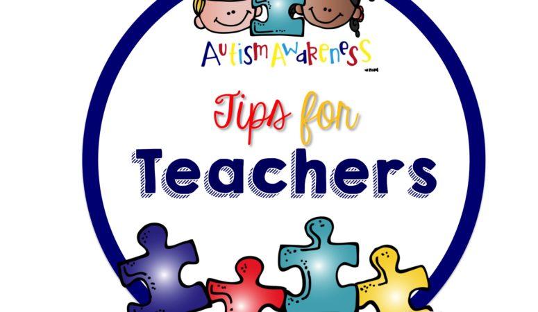 Tips for the Teacher