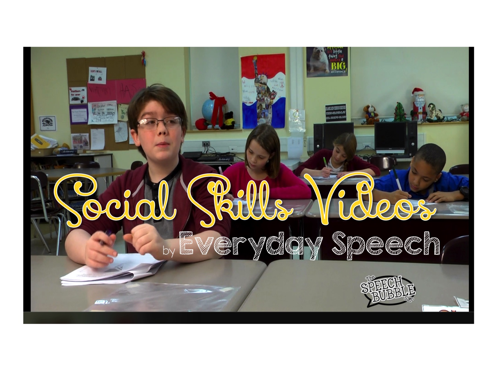 Everyday Speech: Social Skills Videos