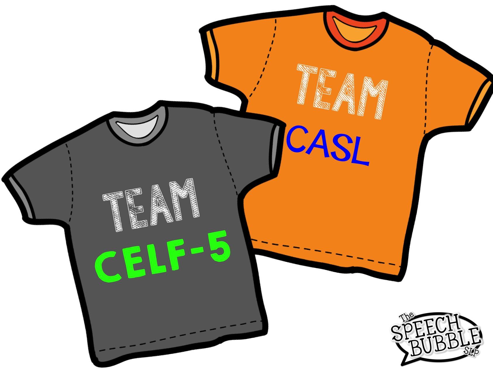 The CELF-5 vs CASL - The Speech Bubble