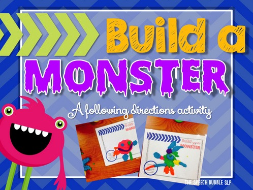 Build-a-Monster