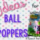Ideas for Poppers in Speech Therapy