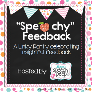 S…peachy Feedback