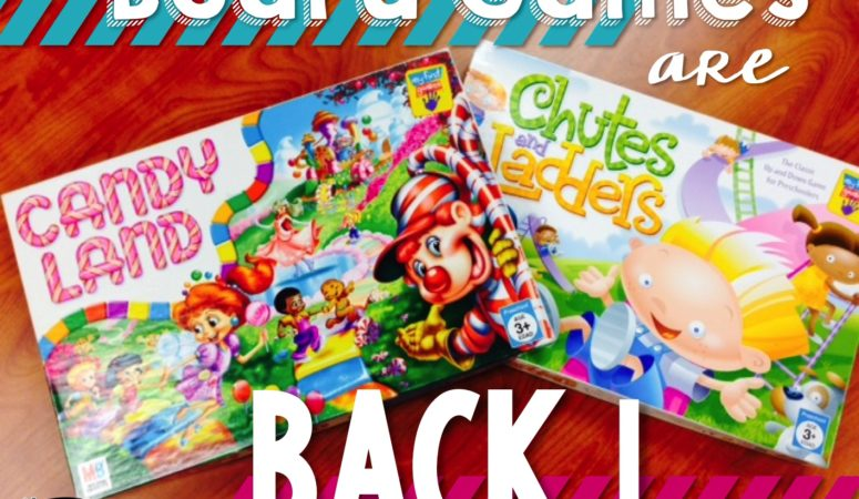 Board Games are Back!