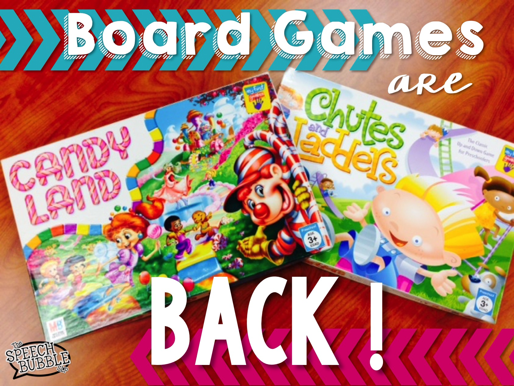 Board Games are Back!