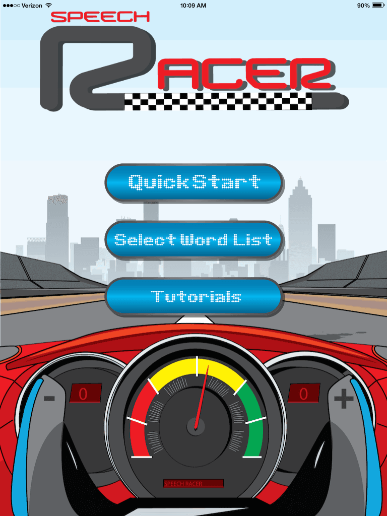 Speech Racer App Review