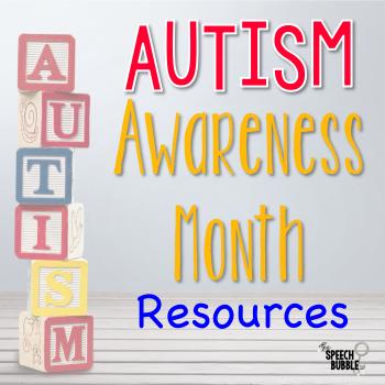 Autism Awareness Month Resources