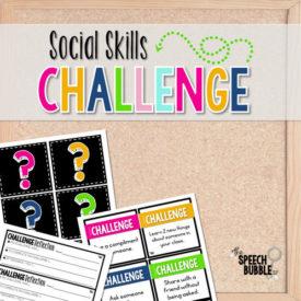 Social Skill Challenge