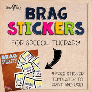 Brag Sticker Freebie!