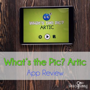 What's the Pic? Artic: App Review