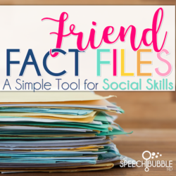 Friend Fact Files