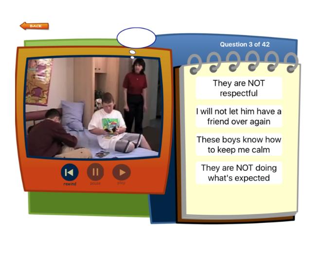 social thinking intermediate social detective app quiz image