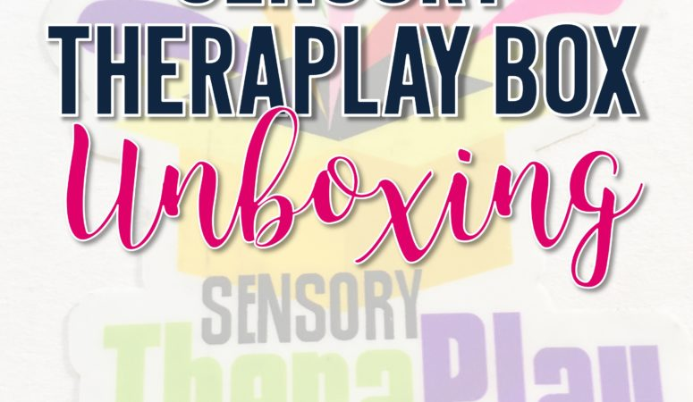 Sensory TheraPlay Box – What You Want to Know
