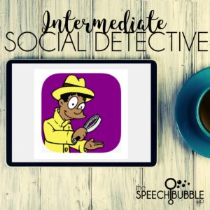 Social Thinking: Intermediate Social Detective App Review