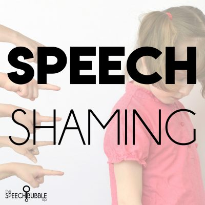 Speech Shaming