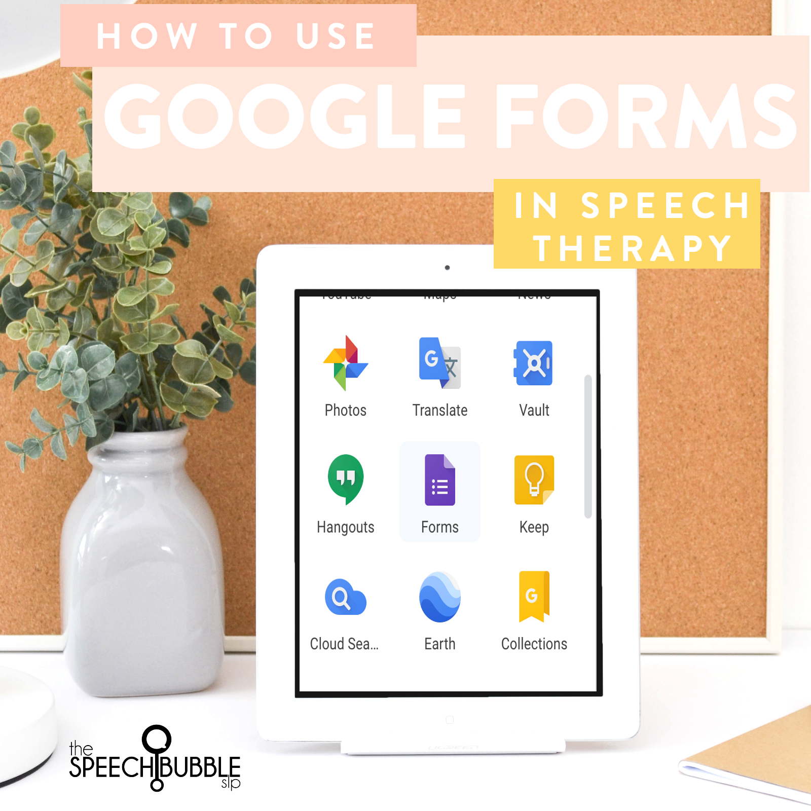 Using Google Forms for Data Collection in Speech Therapy