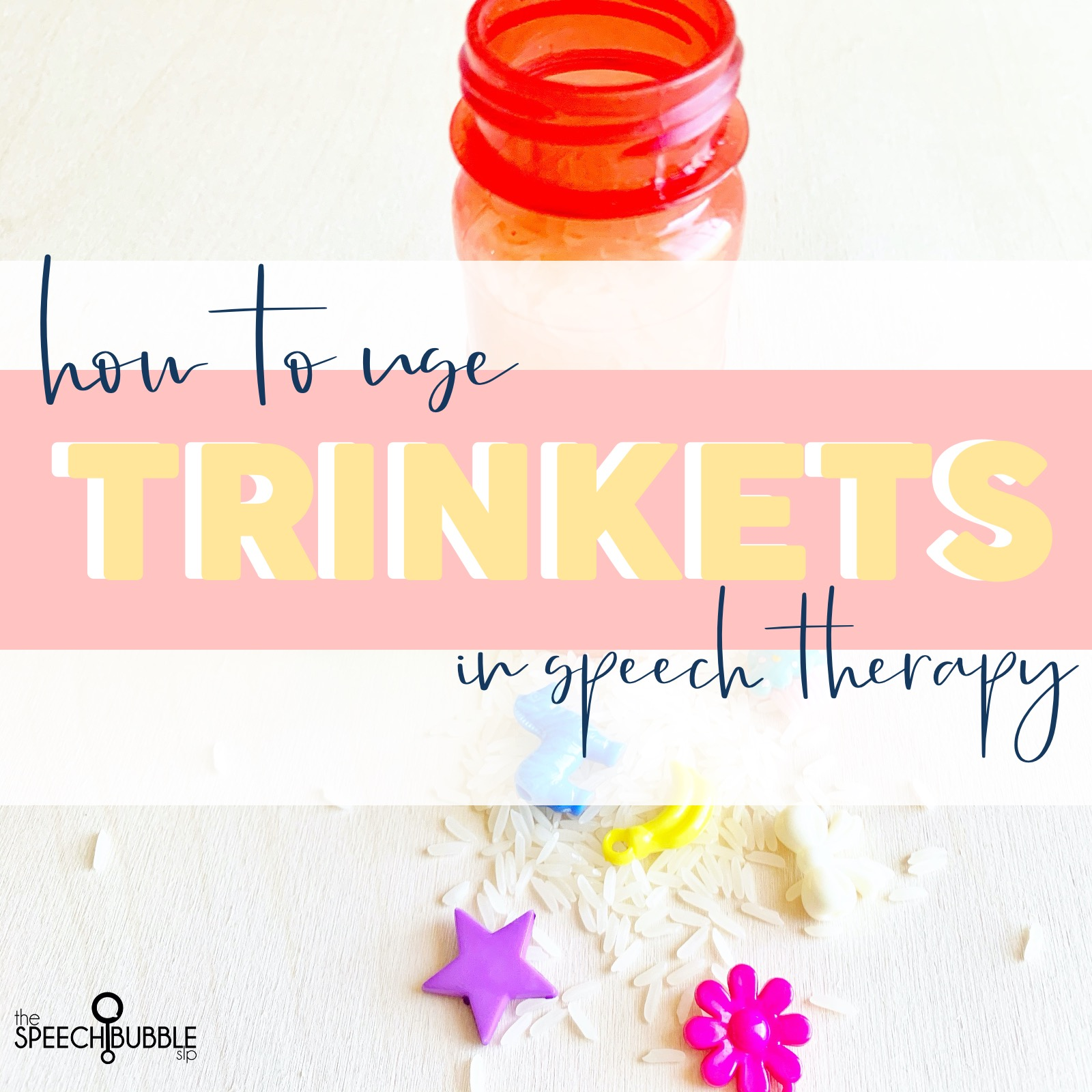 How to use Mini Objects in Speech Therapy